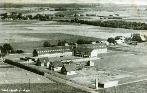 Hvidebækskolen 1956